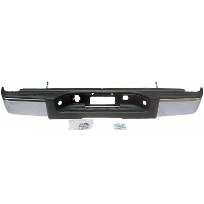 11-14 CHEV/GMC REAR BUMPER